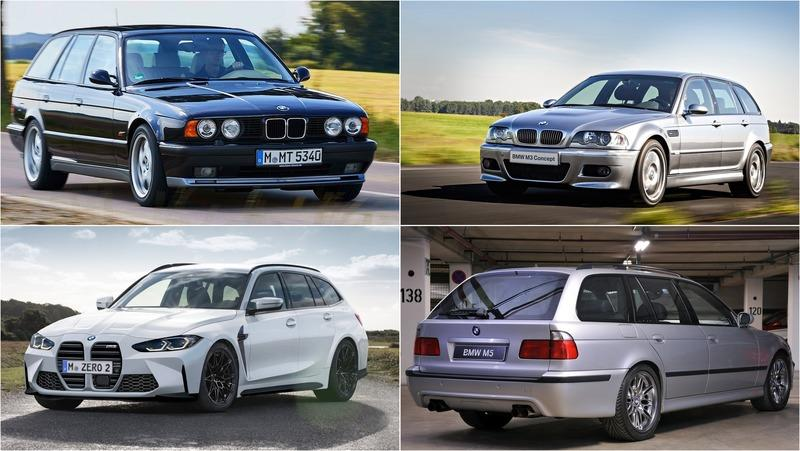 BMW is Finally Building an M3 Wagon, So Here's a Look at the Company's Previous Hot Grocery Getters
