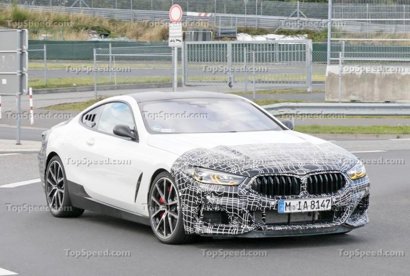 That Mid-Engined BMW 8 Series Isn't Anything Special After All