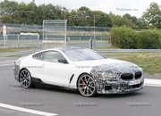 Why Is BMW Testing This Weird Mid-Engined 8 Series Mule? - image 930422