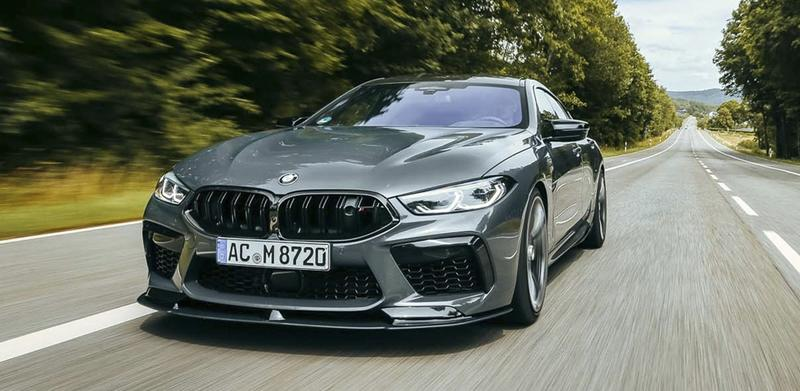 2020 BMW M8 Competition Gran Coupe By AC Schnitzer