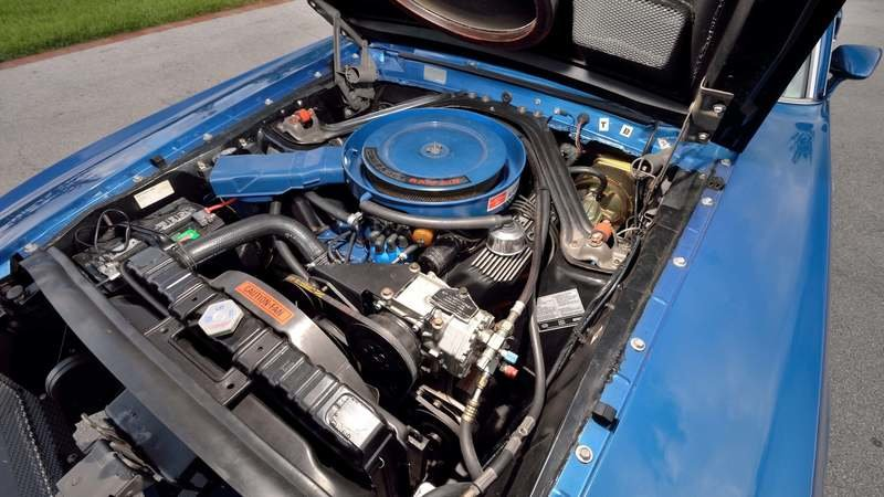 Car for Sale: Super Rare, Numbers Matching 1970 Shelby GT500 Fastback With Low Milage Drivetrain - image 927464