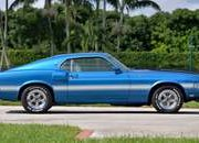 Car for Sale: Super Rare, Numbers Matching 1970 Shelby GT500 Fastback With Low Milage - image 927466