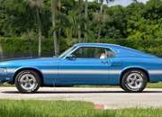 Car for Sale: Super Rare, Numbers Matching 1970 Shelby GT500 Fastback With Low Milage - image 927468