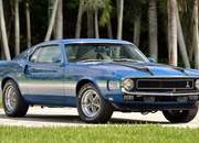 Car for Sale: Super Rare, Numbers Matching 1970 Shelby GT500 Fastback With Low Milage - image 927469