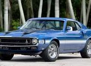 Car for Sale: Super Rare, Numbers Matching 1970 Shelby GT500 Fastback With Low Milage - image 927470