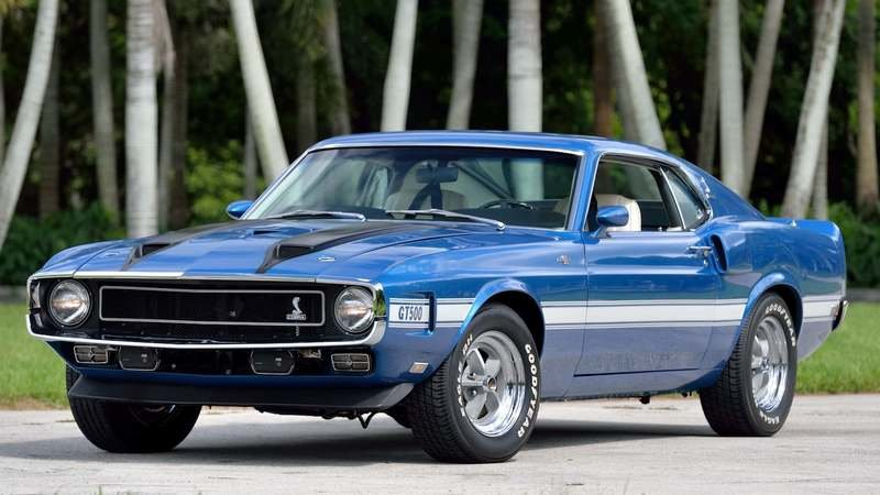 Car for Sale: Super Rare, Numbers Matching 1970 Shelby GT500 Fastback With Low Milage Exterior - image 927470