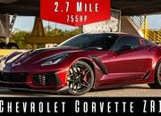 Check Out This 2019 Chevy Corvette ZR1 As It Rocks Past the 200 MPH Mark - image 928951