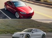 Cheetah Stance Has Brought the Tesla Model S In Line With the Porsche Taycan - image 929685