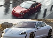 Cheetah Stance Has Brought the Tesla Model S In Line With the Porsche Taycan - image 929684