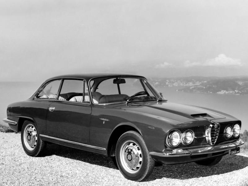 Classic Italian Sports Cars That Time Forgot - image 930524