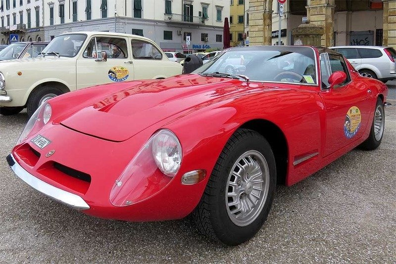 Classic Italian Sports Cars That Time Forgot - image 930528
