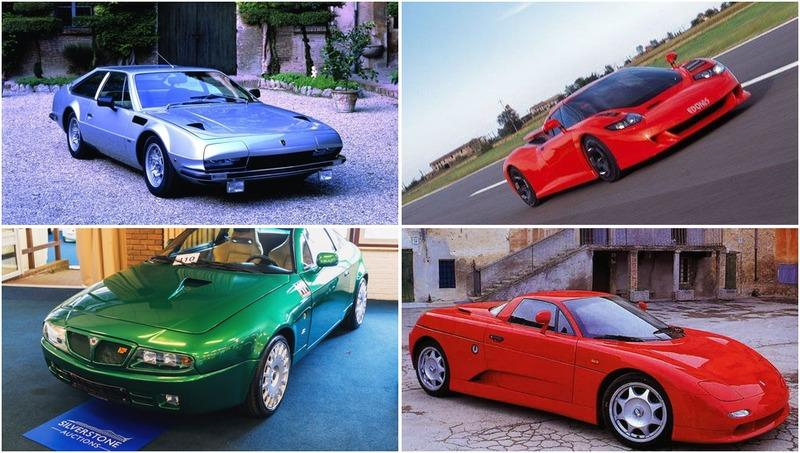 Classic Italian Sports Cars That Time Forgot