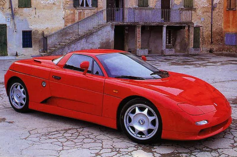 Classic Italian Sports Cars That Time Forgot - image 930513