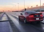 Did You Ever Think You'd See a Normal Looking V-6 Mustang Than Can Run 9-Second Quarter-Miles? - image 930316