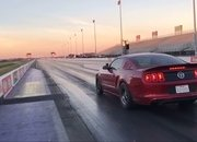 Did You Ever Think You'd See a Normal Looking V-6 Mustang Than Can Run 9-Second Quarter-Miles? - image 930315