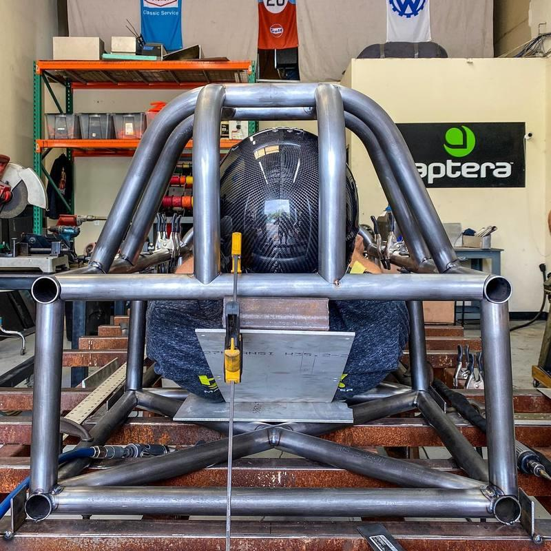EV West Aims For New Electric Speed Record With a Tesla-Powered Lakester - image 926818