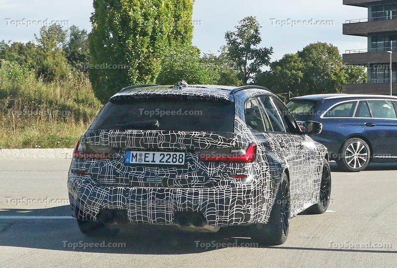 2021 BMW M3 Touring - Everything We Know