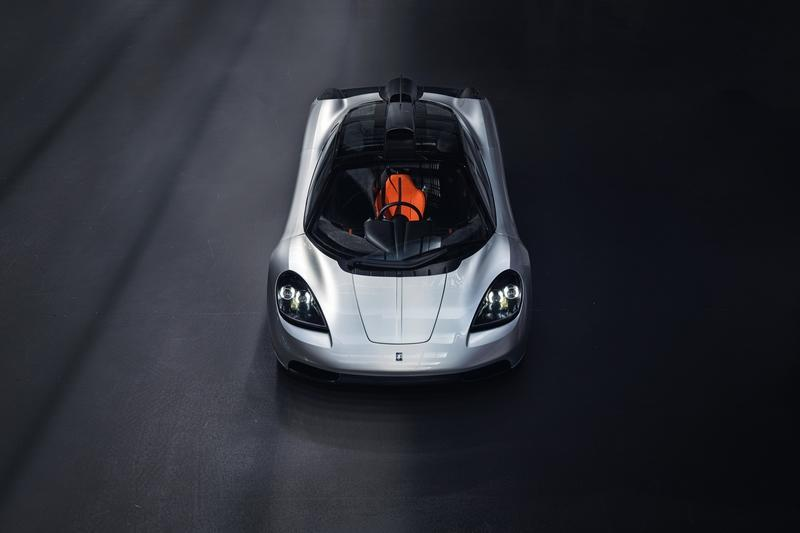 2021 Gordon Murray T.50 Exterior High Resolution Wallpaper quality - image 926581