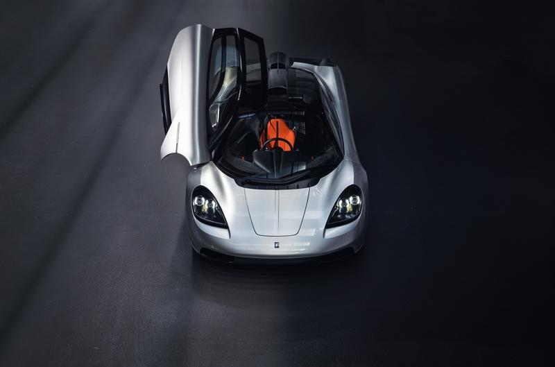 The Gordon Murray T.50's Rear Fan Revives Technology Used By Radical F1 and Can Am Race Cars