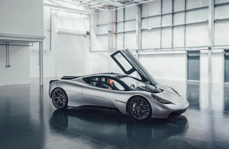2021 Gordon Murray T.50 Exterior High Resolution Wallpaper quality - image 926586