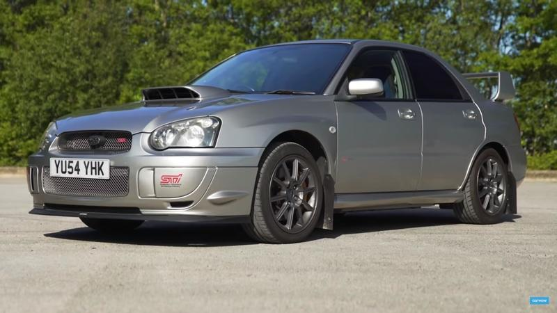 Here's Why the 2004 Subaru Impreza WRX STi Is the best Scooby Ever