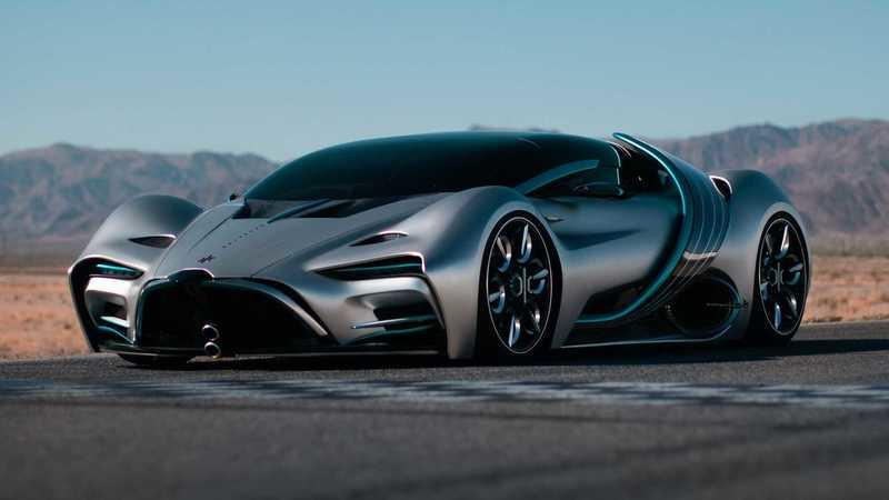 Hyperion XP-1 Revealed: 1,016 Miles of Range, 60 MPH in 2.2 Seconds, Top Speed of 221 MPH