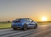 If You Think the Lamborghini Huracan Sounds Good, Wait Until You Hear the Lamborghini Urus by Hennessey - image 928277