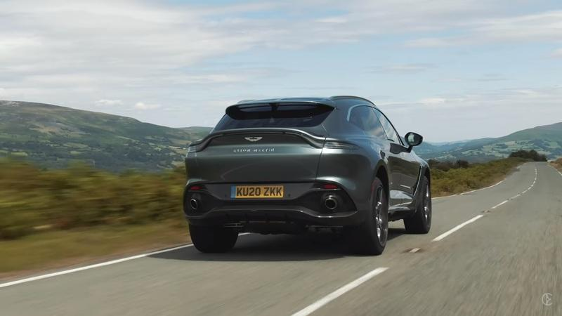Is The DBX SUV a True Aston Martin? Carfection Sets to Find Out - image 927941