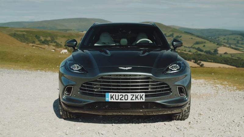 Is The DBX SUV a True Aston Martin? Carfection Sets to Find Out - image 927945