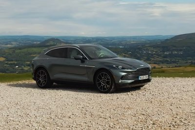 Is The DBX SUV a True Aston Martin? Carfection Sets to Find Out