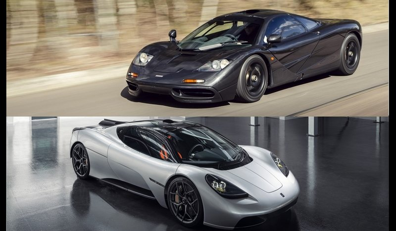 Is the Gordon Murray T.50 the True Successor to the McLaren F1?