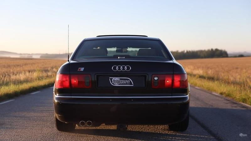 Is This Video Proof That the First-Gen Audi S8 Was The Best Luxury Performance Car Ever?