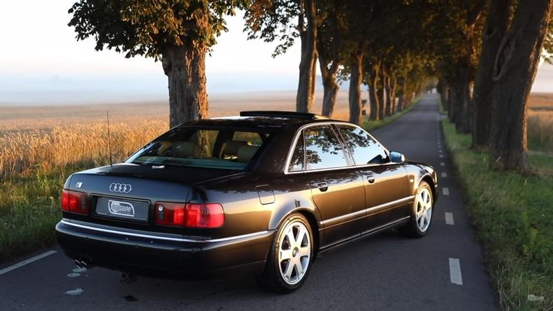Is This Video Proof That the First-Gen Audi S8 Was The Best Luxury Performance Car Ever? - image 927784
