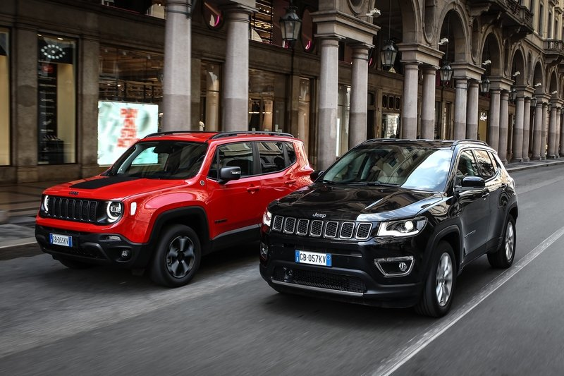 Jeep's First EV Will Subcompact SUV That Is Smaller Than the Renegade