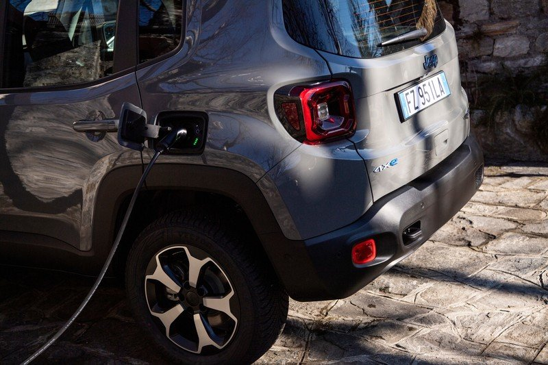 Jeep's First EV Will Subcompact SUV That Is Smaller Than the Renegade - image 927308