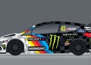 You Have to Love Watching Ken Block Hoon The All-Electric Ford Fiesta ERX - image 927163