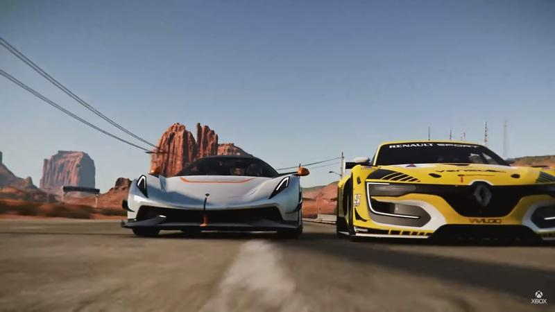 Koenigsegg Jesko and Porsche 935 Just Teased in New Project Cars 3 Trailer - image 927015