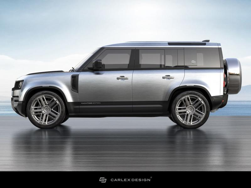2020 Land Rover Defender Yachting Edition by Carlex Design Exterior - image 931525