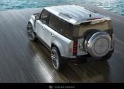 2020 Land Rover Defender Yachting Edition by Carlex Design - image 931530