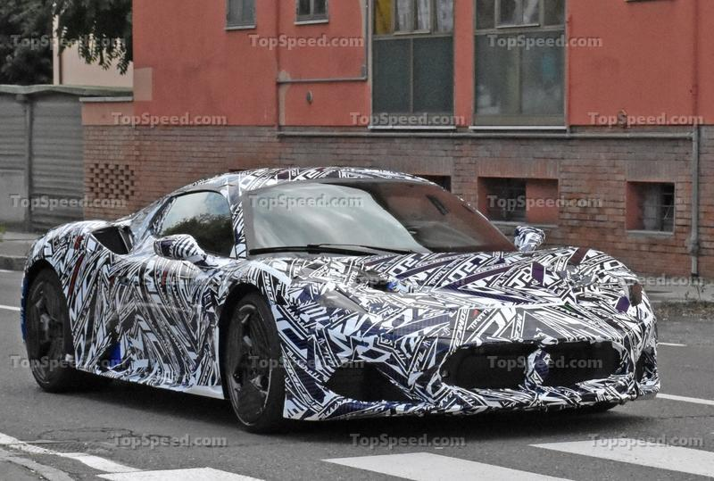 The Maserati MC20 Is Coming Soon - Here's What You Can Expect Exterior Spyshots - image 929215
