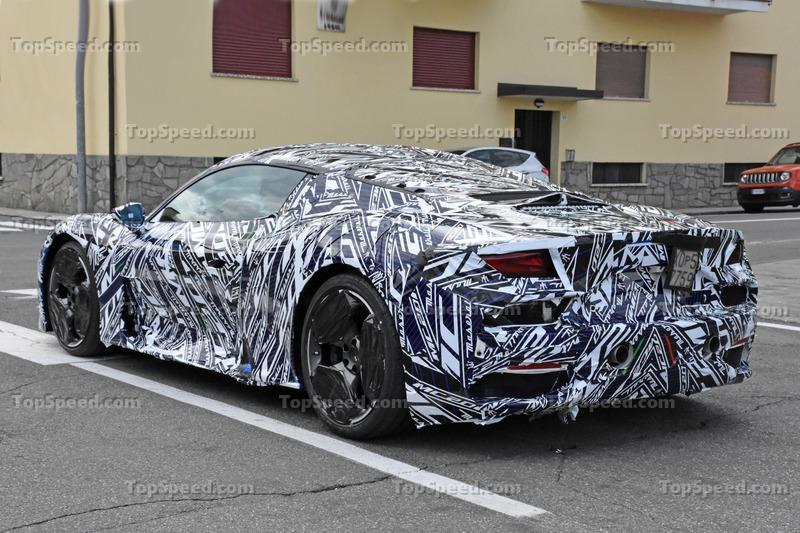 The Maserati MC20 Is Coming Soon - Here's What You Can Expect Exterior Spyshots - image 929231