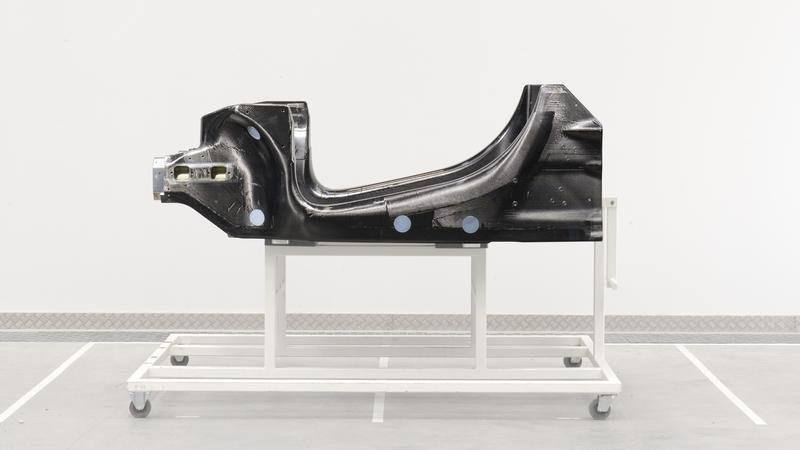 McLaren's Next Big Model Will Use This New Ligthweight, Hybrid Architecture