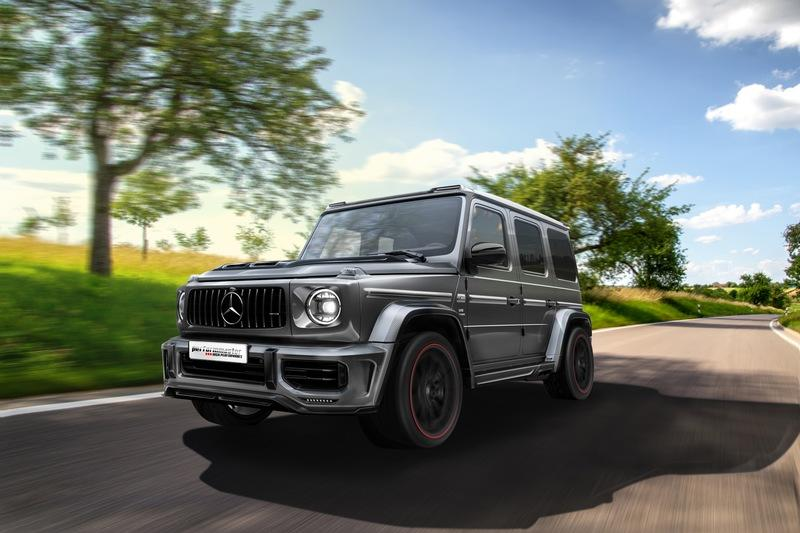 2020 Mercedes-AMG G63 by PerformMaster