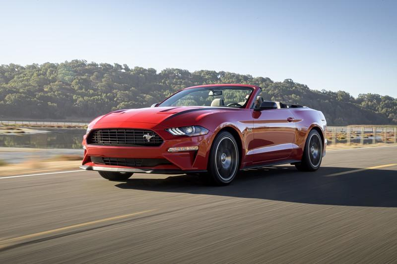 The Ford Mustang Crashes Enough, And a New Recall Says It Could Get Much Worse Exterior - image 929473