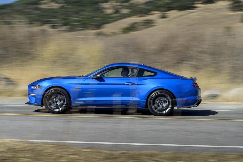 The Ford Mustang Crashes Enough, And a New Recall Says It Could Get Much Worse Exterior - image 929475