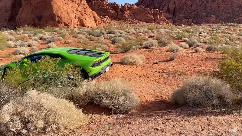 New Place to Look for Abandoned Lamborghinis: The Desert - image 926705