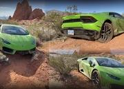 New Place to Look for Abandoned Lamborghinis: The Desert - image 926704