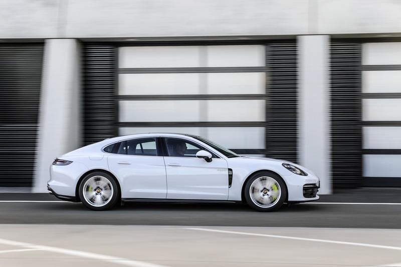 The Panamera Turbo S E-Hybrid Could Be the Most Powerful Road-Going Porsche Ever