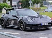 The Porsche 911 GT3 RS Looks Wild In The Latest Spy Shots - image 930597