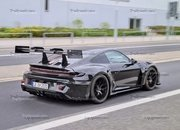 The Porsche 911 GT3 RS Looks Wild In The Latest Spy Shots - image 930596